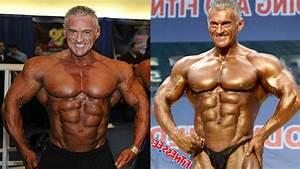Watch  This 50 Plus Year Old Bodybuilder Is Truly An Impressive Specimen