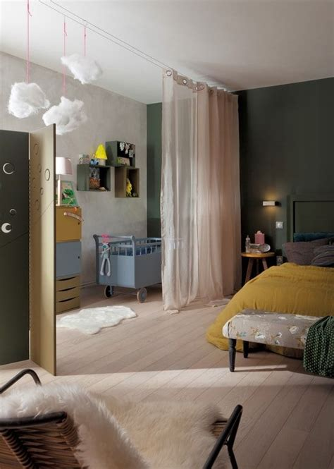 cloisonner une chambre 1000 idées sur le thème chambre à coucher kaki sur