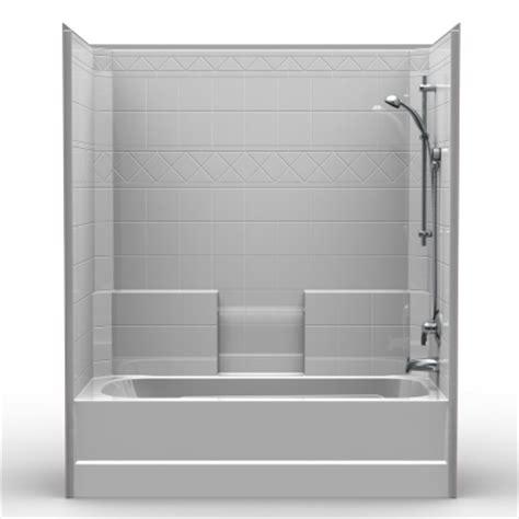 5 Foot Fiberglass Shower by Remodeler Tub Shower Tile One Tub Shower Combo