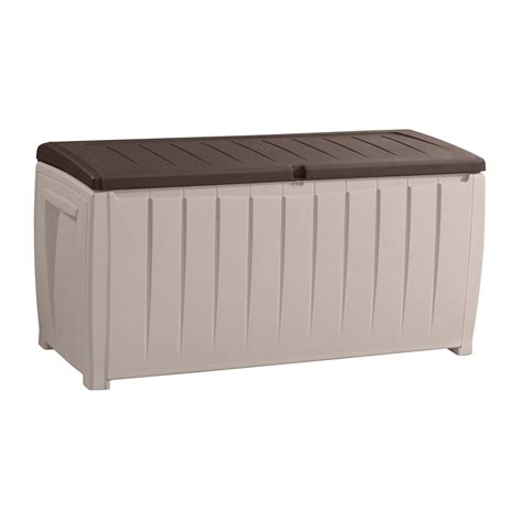 90 gallon deck storage box sears
