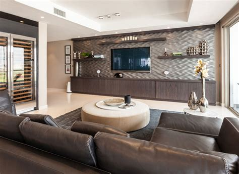 Wohnzimmer Ideen Tv Wand by 25 Wall Mounted Tv Ideas For Your Viewing Pleasure Home