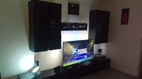 Ikea Mandal Headboard Uk by 100 Show Us Your Gaming Setup Best 32 Inch Gaming