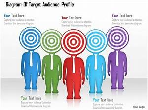 0115 Diagram Of Target Audience Profile Powerpoint