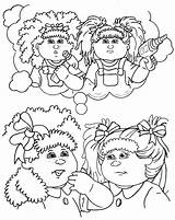 Cabbage Patch Coloring Pages Colouring Clipart Silhouette Cabage Sheets Items Dolls Printable Getdrawings Line Stuff Clip Colour Library Clipground Getcolorings sketch template