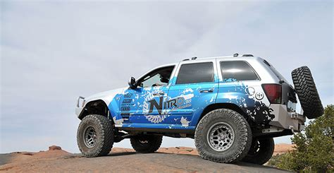 jeep nitro nitro jeep wk built for serious trails