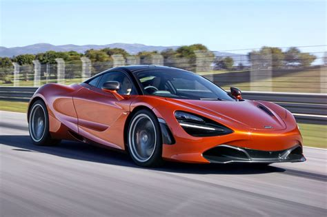 Mclaren Storms Into Geneva With New 720s Supercar