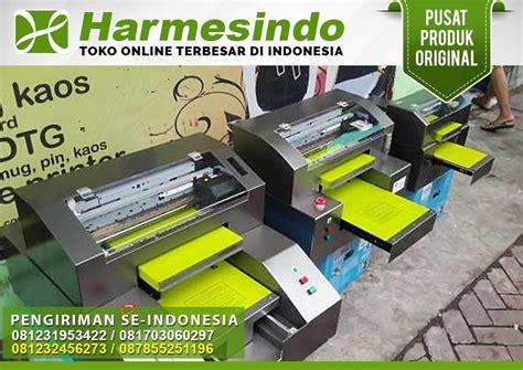 Mesin Dtg Epson jual mesin sablon digital a3 paket printer dtg textile