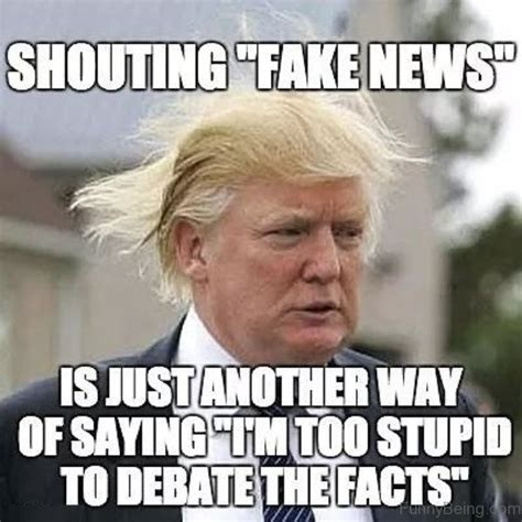 donald trump  cnn fake news memes