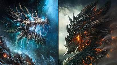 Epic Dragon Wallpapers Wow Wallpapersafari Code