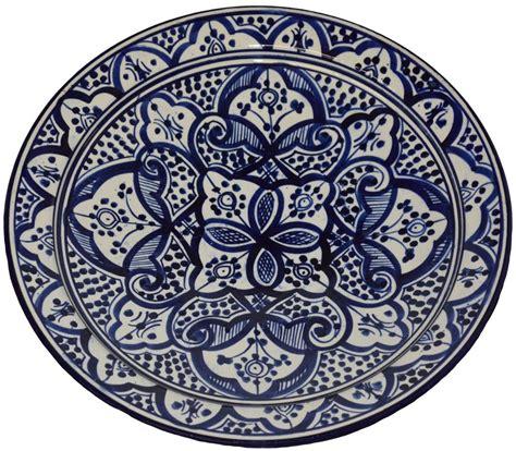 3758 ceramic wall plates moroccan ceramic plate handmade pasta bowl serving wall