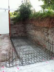 Bauen Auf Lehmboden : hangsicherung und betontreppe hausbau ein baublog ~ Markanthonyermac.com Haus und Dekorationen