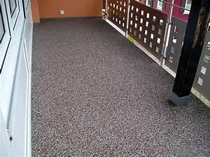 Holz Für Balkonboden : balkon kunststoffbeschichtung ~ Markanthonyermac.com Haus und Dekorationen