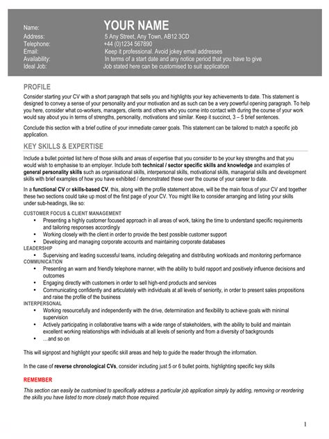 functional resume for canada joblers resume writing