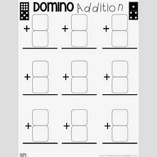 What The Teacher Wants! Domino Addition And Subtraction