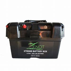 Batterie 12 Volts : zenot extreme battery box for deep cycle batteries all ~ Farleysfitness.com Idées de Décoration