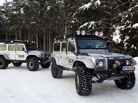 Here Are The Jaguars, Land Rovers, And Range