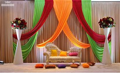 Decoration Stage Indian Decorations Idea Marriage Indoor
