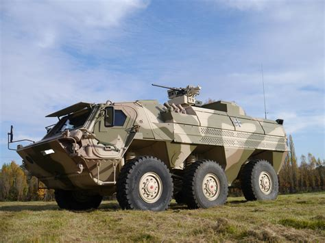 Fuchs/Fox wheeled armoured transport vehicle remains a top ...