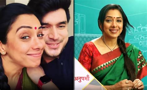 Anupamaa Actress Rupali Ganguly Wishes Her On-Screen Son ...