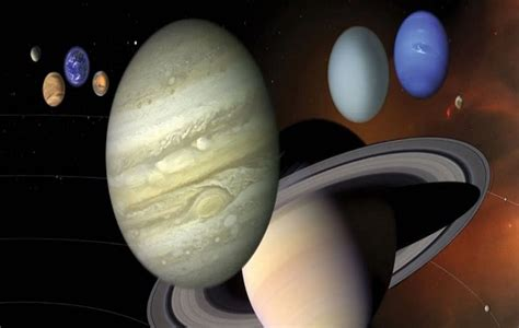 Mesmerising Animation Reveals Our Entire Solar System