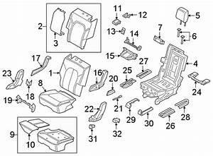 Ford Expedition Seat Cover  Seats  Ceramic  Leather