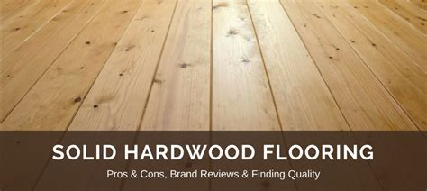 hardwood flooring reviews best brands pros vs cons