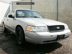 2008 Ford Crown Victoria Police Interceptor, Asset 23086