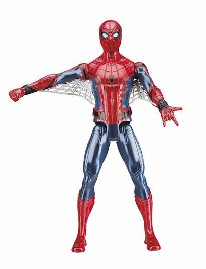 Spider Homecoming Figure Hasbro Eye Toys Figures