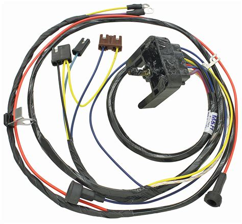 1969 Chevelle Engine Wiring by M H Chevelle Engine Harness 396 W Warning Lights Fits 1968