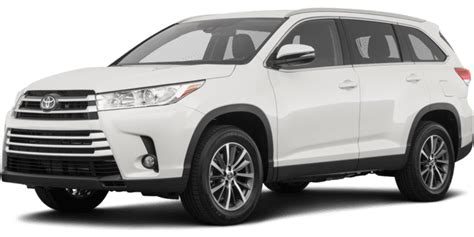 2019 Toyota Highlander Prices, Incentives & Dealers Truecar