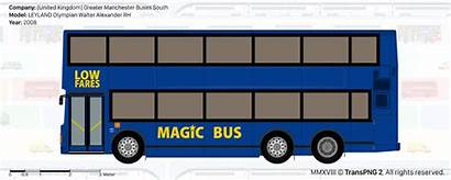 Transpng Bus Buses Greater Manchester South Views