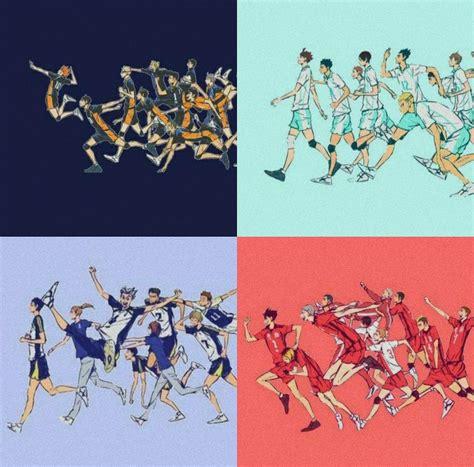 favorite team  haikyuu
