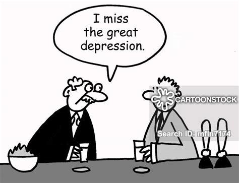 great depression cartoons  comics funny pictures