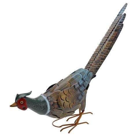 Decorative Birds - decorative birds outdoor garden weather resistant metal