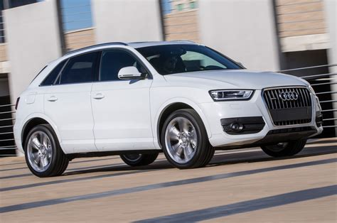 2018 Audi Q3 Reviews And Rating Motor Trend