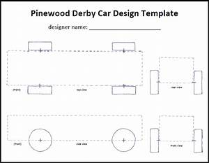cub scout pinewood derby car tempate kurt39s blog With pine wood derby car templates