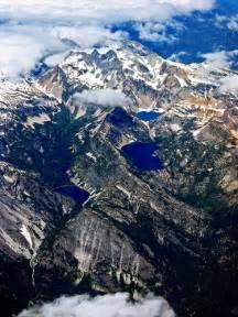 Washington State Cascade Mountain Range