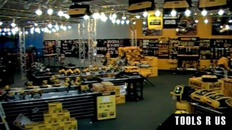 Tools R Us - Store View - YouTube