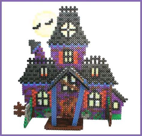 Fuse Box Bat Idea by Free Downloadable Pattern Haunted House Www Perler