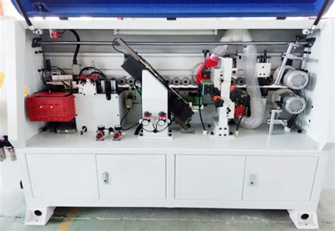 automatic edge banding machine factory hollyhy china