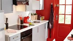 cuisine peinte en gris cuisine grise laque cuisine grise With cuisine grise et rose