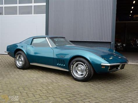 Classic 1969 Chevrolet Corvette C3 Stingray Coupe For Sale