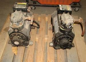 Copeland Discus High Pressure Compressors 2da3
