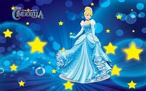 Disney, Princess, Cinderella, Wallpapers, Hd