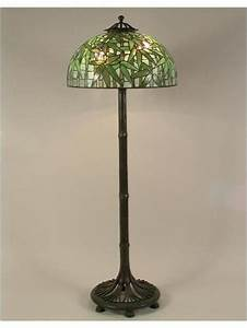 1000 images about tiffany studios floor lamps on pinterest With tiffany bamboo floor lamp