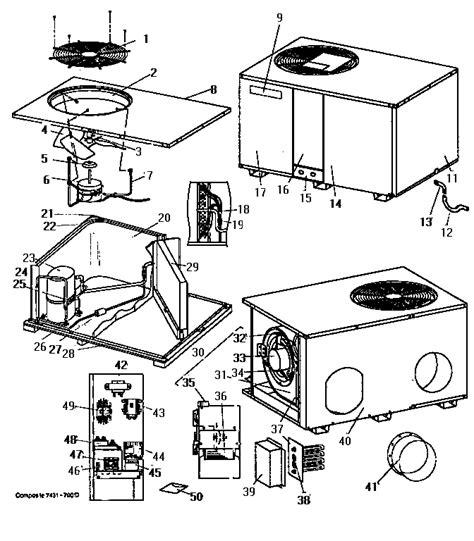 Evcon Air Conditioner Wiring Diagram by Evcon Heat Parts Diagram Downloaddescargar