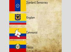 Colombia Preview image Victoria 2 Flag Replacement Pack