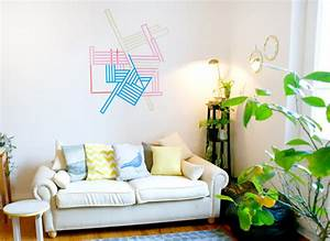Diy Deco Murale : d coration archives la t te dans les id es ~ Dode.kayakingforconservation.com Idées de Décoration