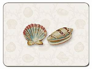 Placematscouk jason shell walk large placemats for Oversized placemats