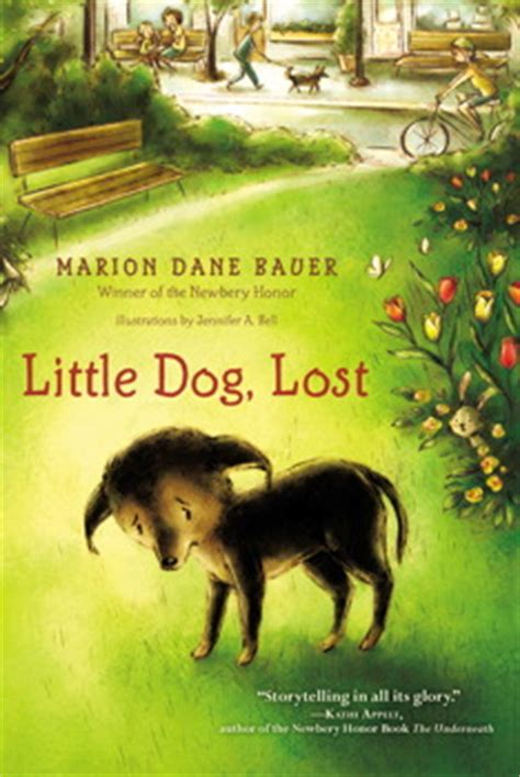 dog lost book  marion dane bauer jennifer